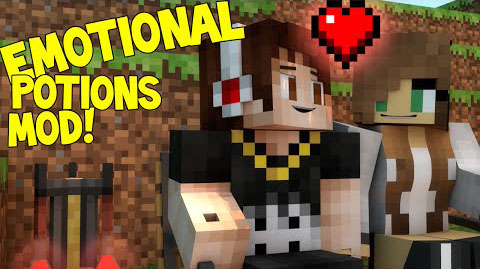 Emotional Potions Mod