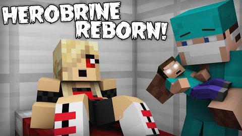 Herobrine Reborn Mod
