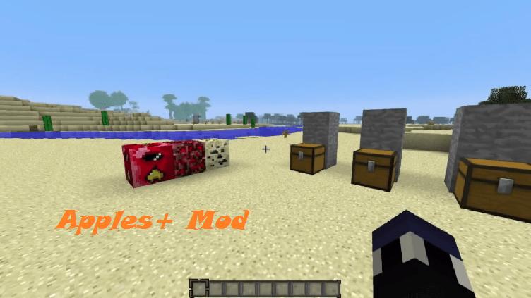 Apples+ Mod