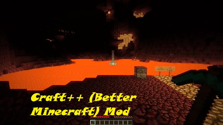 Craft++ (Better Minecraft) Mod