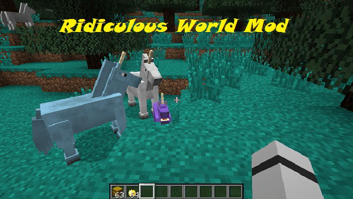 Ridiculous World Mod