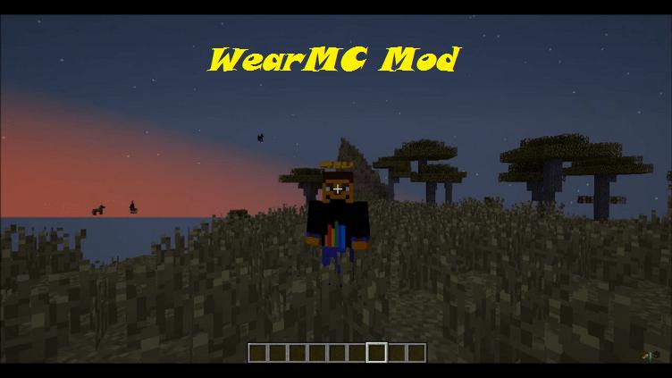 WearMC Mod