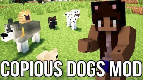 Copious Dogs Mod by wolfpupKG52