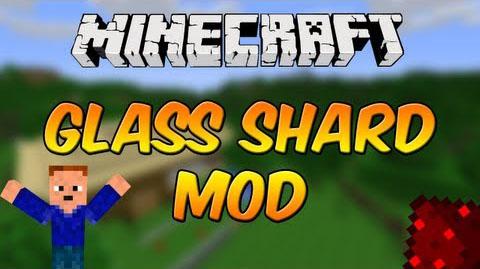 Glass Shards Mod 1.11.2|1.10.2 (Glass Shards Dropping)