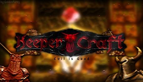 Keeper Craft Resource Pack