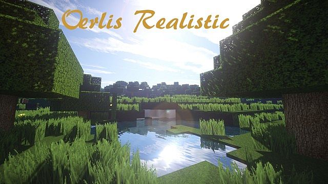 Oerlis Realistic x256 Resource Pack