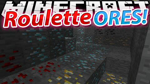 Roulette (Lucky) Ores Mod 1.9.4|1.9|1.8.9