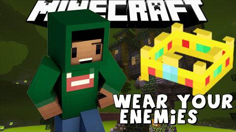 Wear Your Enemies Mod 1.8