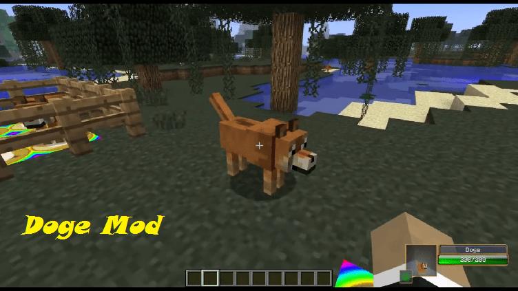 Doge Mod