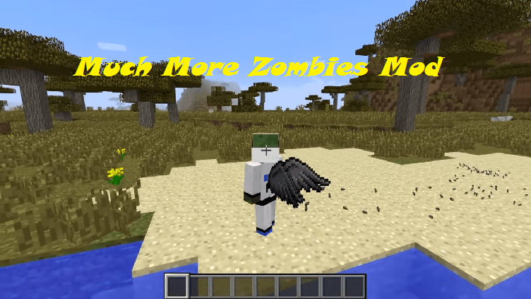 Much More Zombies Mod