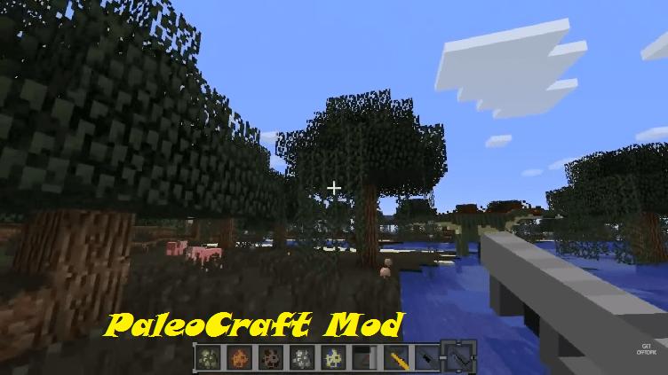 PaleoCraft Mod