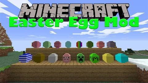 EasterEgg Mod 1.11.2 1.10.2 1.8.9 (Egg Surprises)