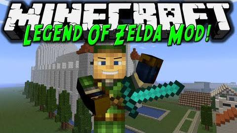 Legend of Zelda Mod 1.10.2|1.7.2|1.6.4