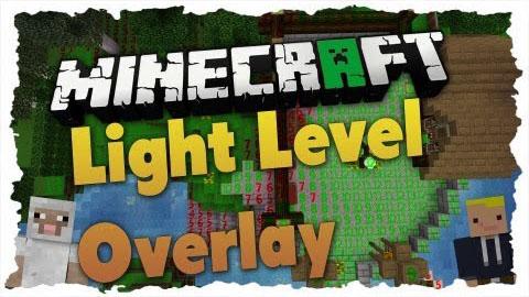 Light Level Overlay Reloaded Mod 1.15.2|1.12.2