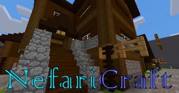Nefaricraft resource pack