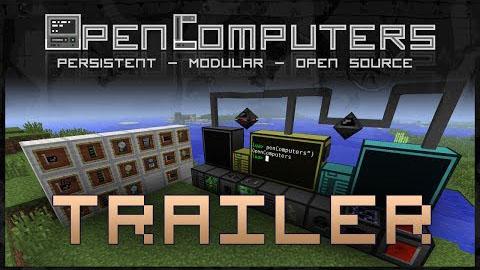 OpenComputers Mod 1.15.2|1.12.2