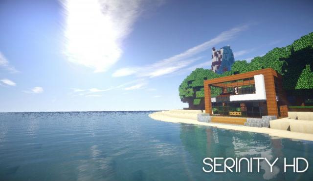 Serinity HD resource pack