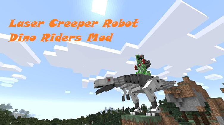 laser-creeper-robot-dino-riders-mod