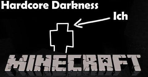 Hardcore Darkness Mod 1.15.2 1.12.2