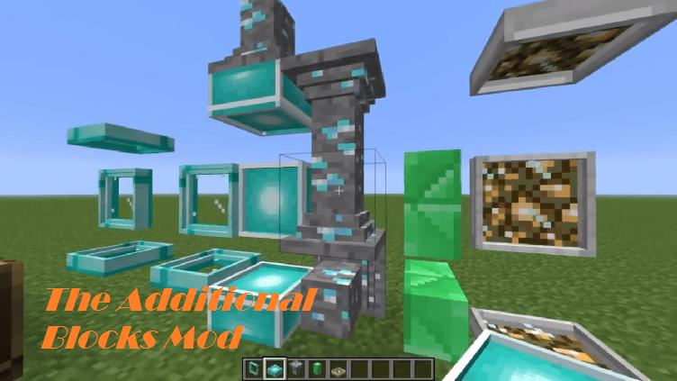 The Additional Blocks Mod