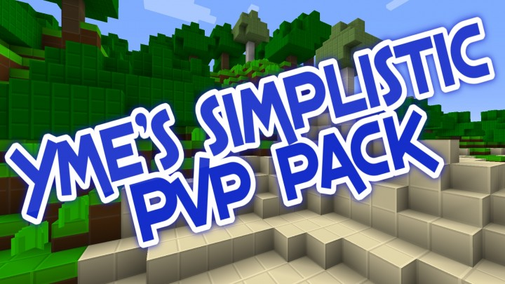 Yme's Simplistic PVP Resource Pack