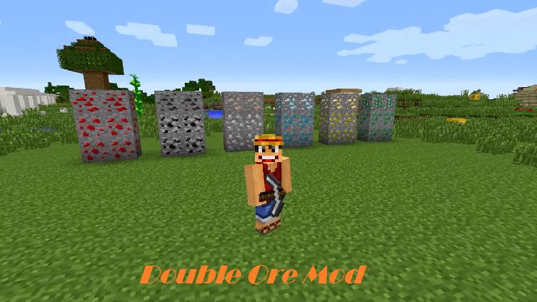 Double Ore Mod