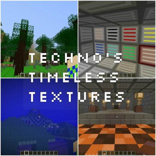 Technos timeless resource pack