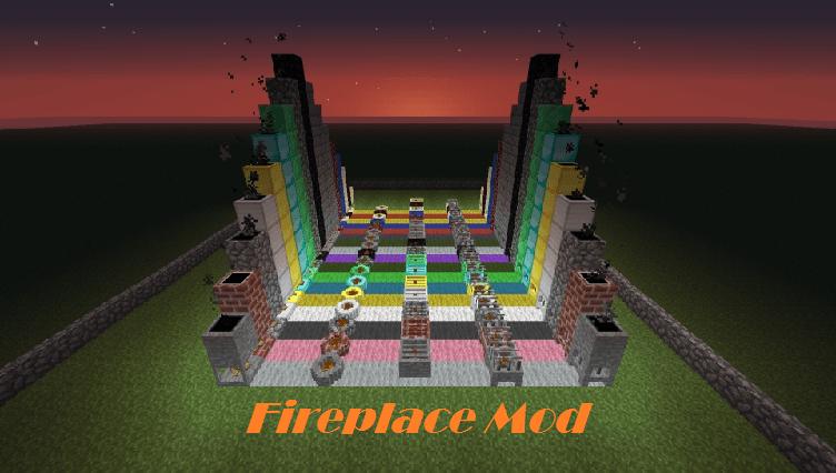Fireplace Mod