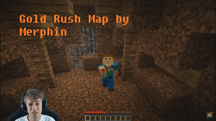 Download Gold Rush Map by Merphin