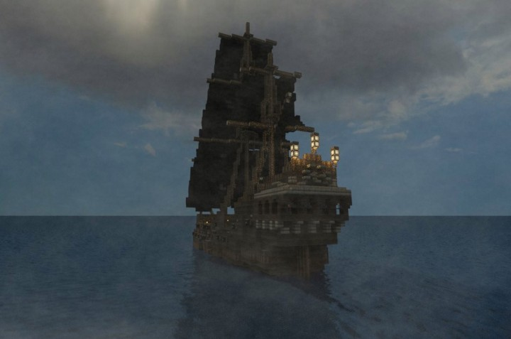Minecraft Pirates of the Caribbean Online Resource Pack