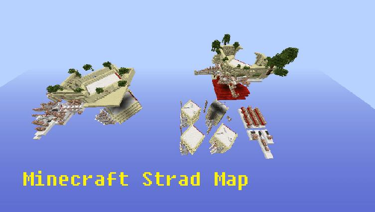 Download Minecraft Strad Map