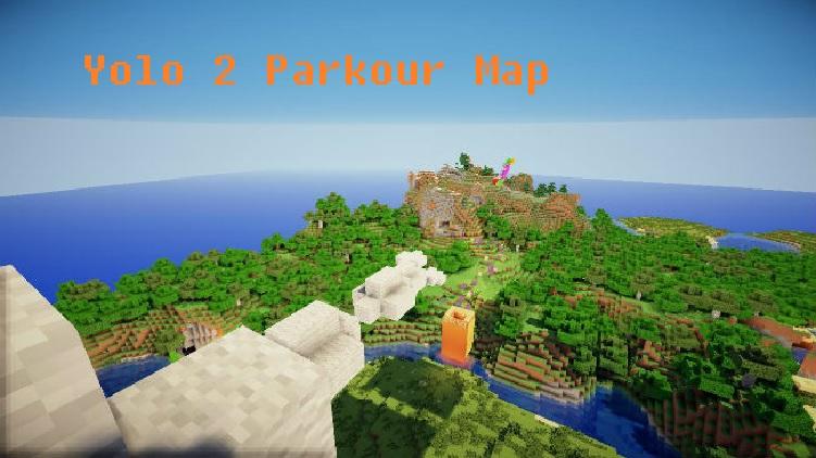 Download Yolo 2 Parkour Map