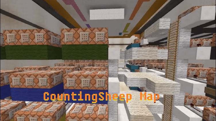 Download CountingSheep Map
