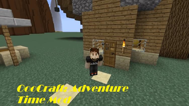 OooCraft: Adventure Time Mod