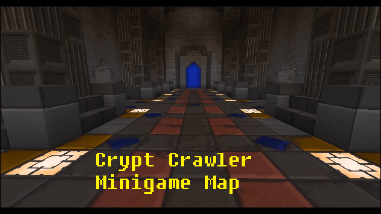 Download Crypt Crawler Minigame Map