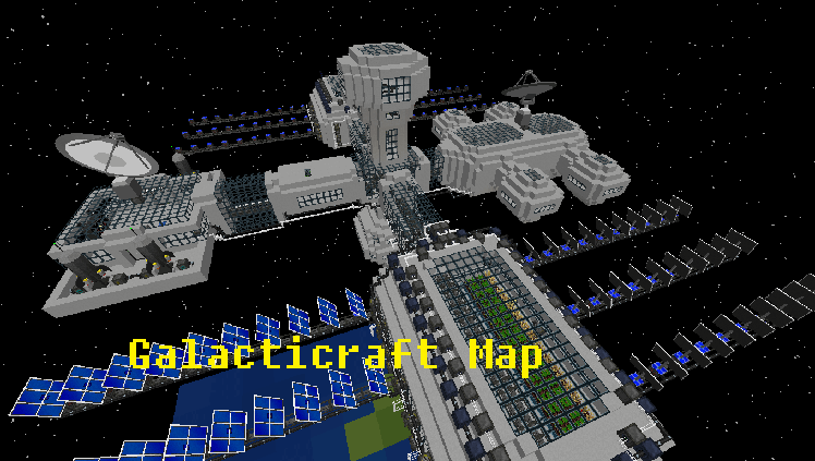 Download Galacticraft Map