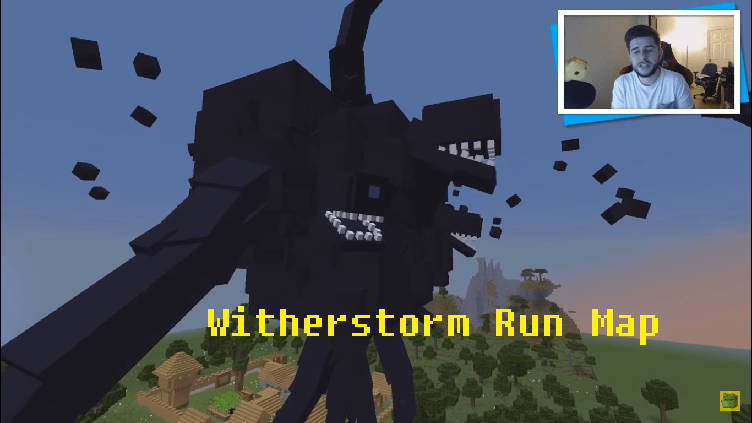 Download Witherstorm Run Map