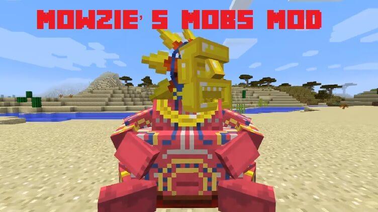 Mowzie's Mobs Mod  1.15.2|1.12.2