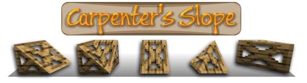 Carpenter's Slope Mod