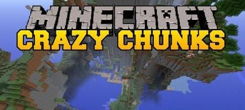 Crazy Chunks Mod