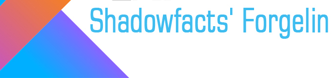 Shadowfacts' Forgelin 1.12 1.11.2 1.10.2