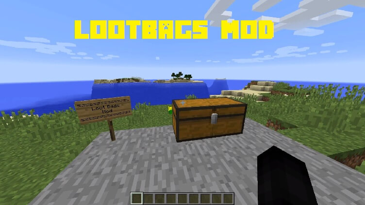 LootBags Mod 1.11.2 1.10.2