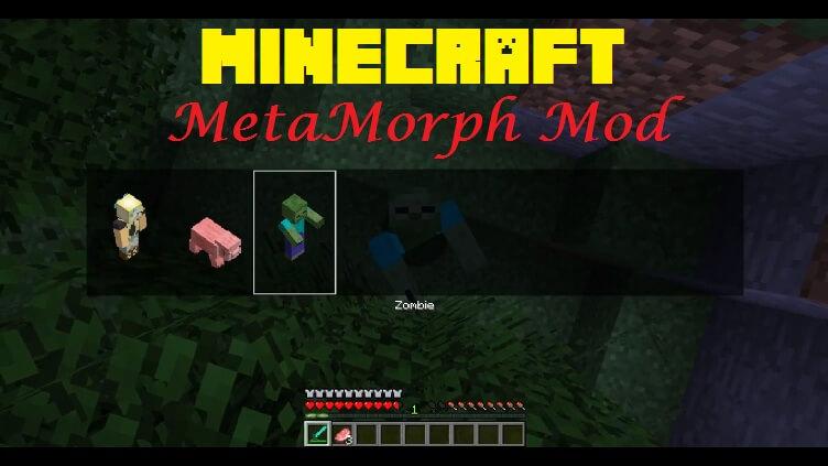 MetaMorph Mod 1.15.2|1.12.2