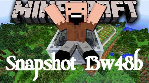 Minecraft 1.7.3: Snapshot 13w48b