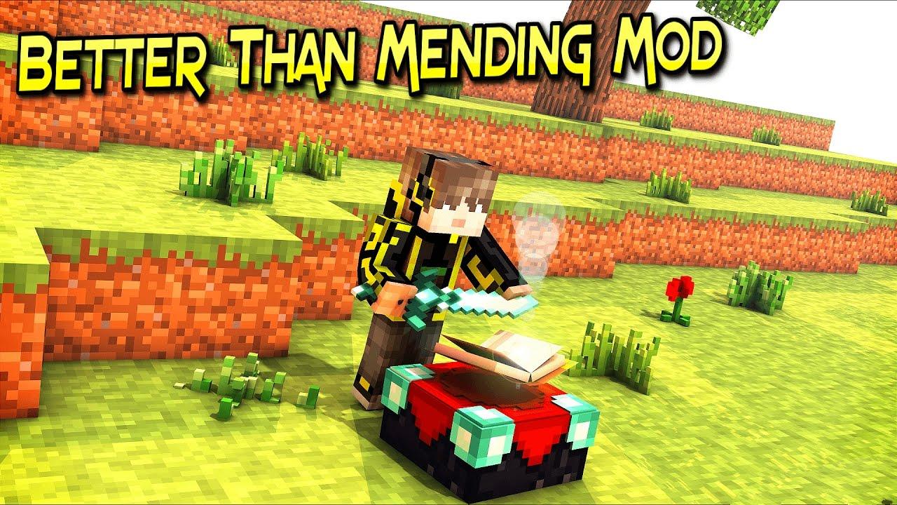 Better Than Mending Mod  1.15.2|1.12.2