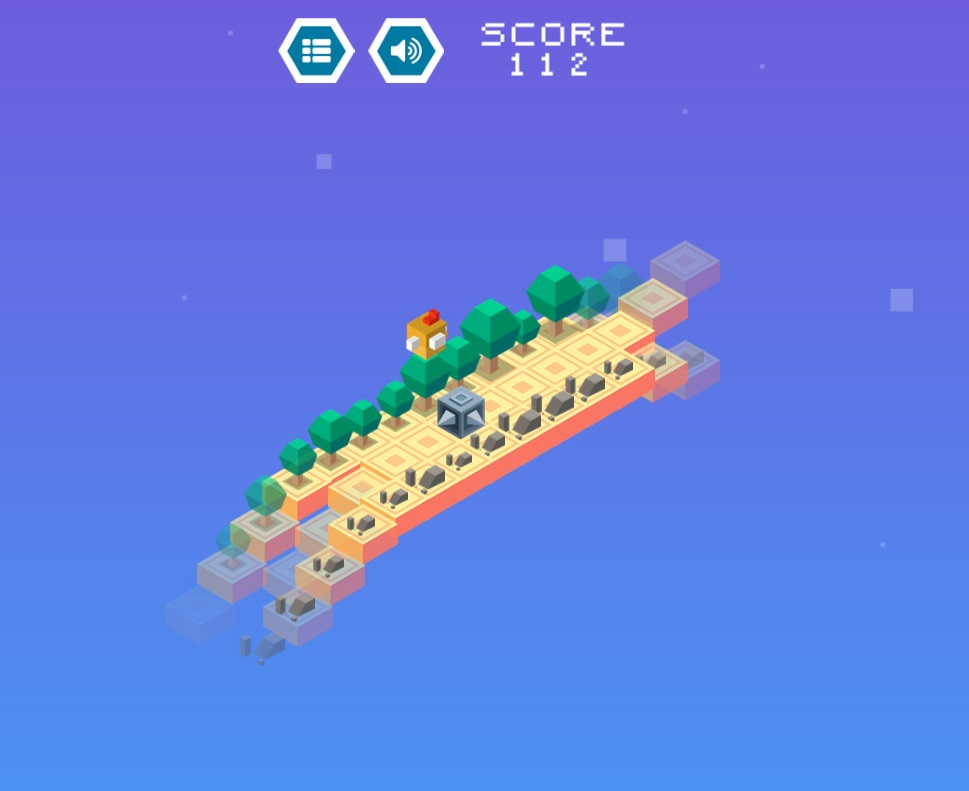 Cube Dash Game - Play Free Online