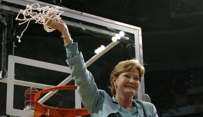 Pat Summitt, college basketball coach, 64