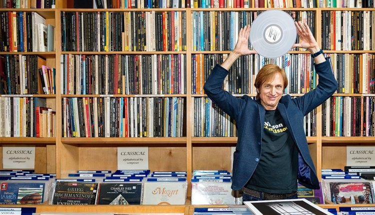 Image result for record store day michael kurtz