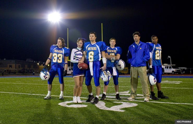 Friday Night Lights Book Characters