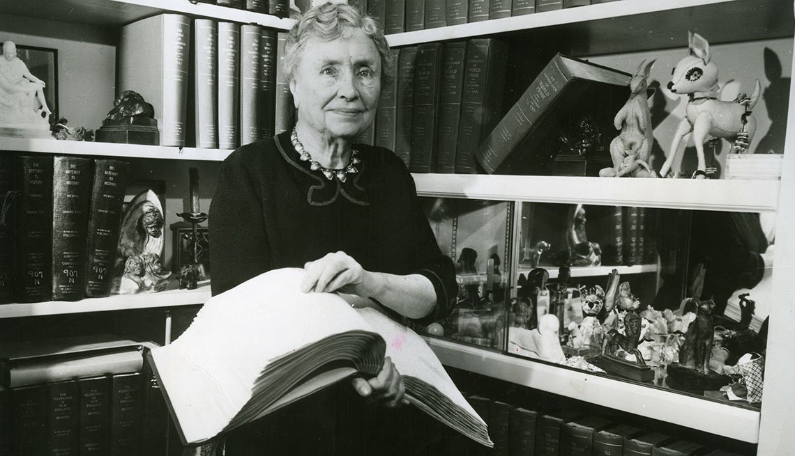 Bouton: What Would Helen Keller Do?
